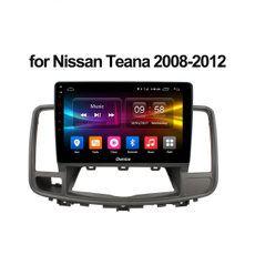 Lắp Màn Hình Ô Tô Đầu DVD Android 3G, 4G, Wifi, GPS Cho Xe Nissan Teana - 2