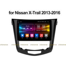 Lắp Màn Hình Ô Tô Đầu DVD Android 3G, 4G, Wifi, GPS Cho Xe Nissan X-Trail