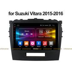 Lắp Màn Hình Ô Tô Đầu DVD Android 3G, 4G, Wifi, GPS Cho Xe Suzuki Vitara