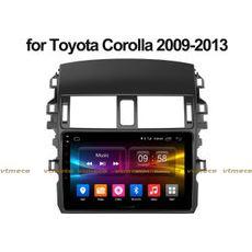 Lắp Màn Hình Ô Tô Đầu DVD Android 3G, 4G, Wifi, GPS Cho Xe Toyota Corolla Altis - 3