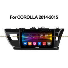 Lắp Màn Hình Ô Tô Đầu DVD Android 3G, 4G, Wifi, GPS Cho Xe Toyota Corolla Altis - 2