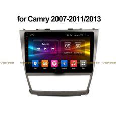 Lắp Màn Hình Ô Tô Đầu DVD Android 3G, 4G, Wifi, GPS Cho Xe Toyota Camry