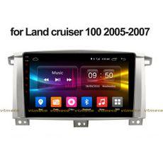 Lắp Màn Hình Ô Tô Đầu DVD Android 3G, 4G, Wifi, GPS Cho Xe Toyota Land Cruiser Prado
