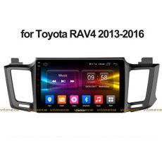 Lắp Màn Hình Ô Tô Đầu DVD Android 3G, 4G, Wifi, GPS Cho Xe Toyota Rav4