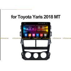 Lắp Màn Hình Ô Tô Đầu DVD Android 3G, 4G, Wifi, GPS Cho Xe Toyota Yaris