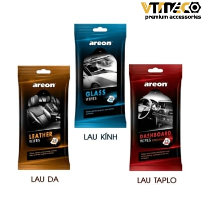 AREON WET WIPES