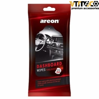 AREON WET WIPES DASHBOARD