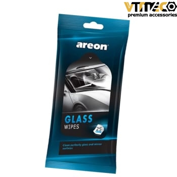 AREON WET WIPES GLASS
