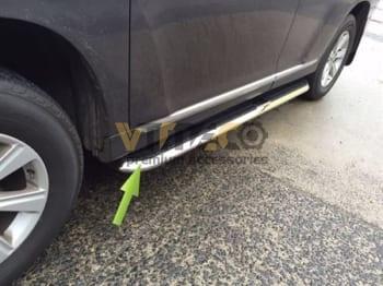 Bệ Bước Chân Chevrolet Colorado