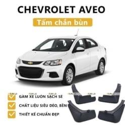 Chắn Bùn Ô Tô Chevrolet Aveo