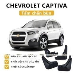 Chắn Bùn Ô Tô Chevrolet Captiva