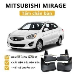 Chắn Bùn Ô Tô Mitsubishi Mirage