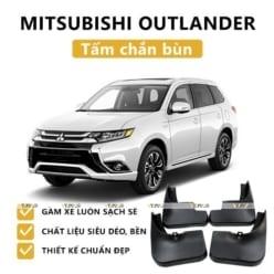 Chắn Bùn Ô Tô Mitsubishi Outlander