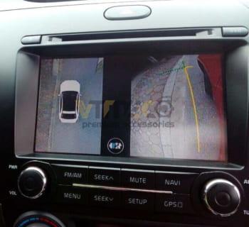Lắp Camera 360 Độ Cho Ô Tô Kia K3