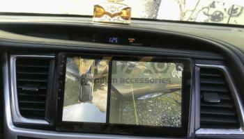 Lắp Camera 360 Độ Cho Ô Tô Toyota Highlander 4