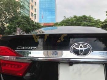 Lắp Camera 360 Độ Cho Ô Tô Toyota Camry 1