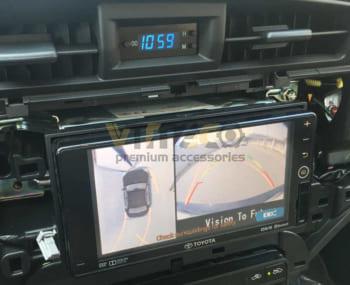 Lắp Camera 360 Độ Cho Ô Tô Toyota Corolla Altis