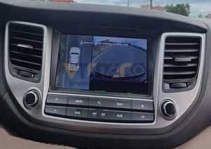 Lắp Camera 360 Độ Cho Ô Tô Toyota Hilux 1