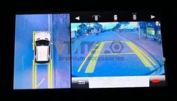 Lắp Camera 360 Độ Cho Ô Tô Toyota Innova