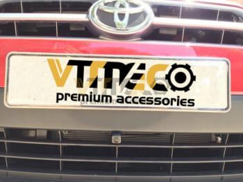 Lắp Camera 360 Độ Cho Ô Tô Toyota Yaris 2