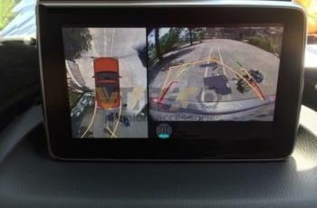 Lắp Camera 360 Độ Cho Ô Tô Toyota Yaris 1