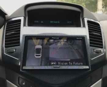 Lắp Camera 360 Độ Cho Ô Tô Chevrolet Cruze