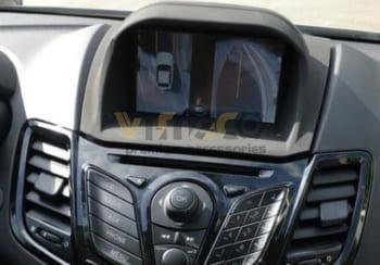 Lắp Camera 360 Độ Cho Ô Tô Ford Fiesta