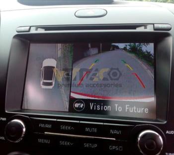 Lắp Camera 360 Độ Cho Ô Tô Kia Cerato