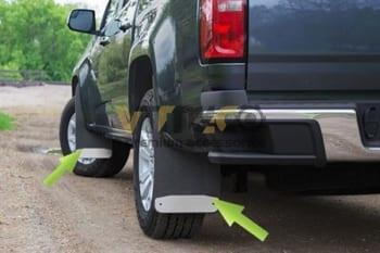 Chắn Bùn Ô Tô Chevrolet Colorado