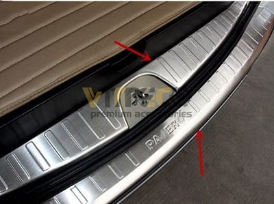 Chống Trày Cốp Trong Mitsubishi Pajero Sport