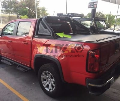 Khung Thể Thao / Thanh Thể Thao Chevrolet Colorado
