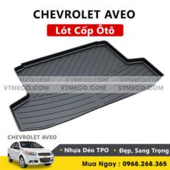 Lót Cốp Chevrolet Aveo