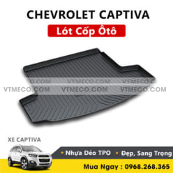 Lót Cốp Chevrolet Captiva