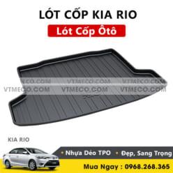 Lót Cốp Kia Rio