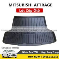 Lót Cốp Mitsubishi Attrage