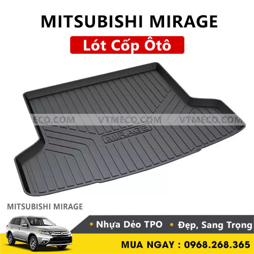 Lót Cốp Mitsubishi Mirage
