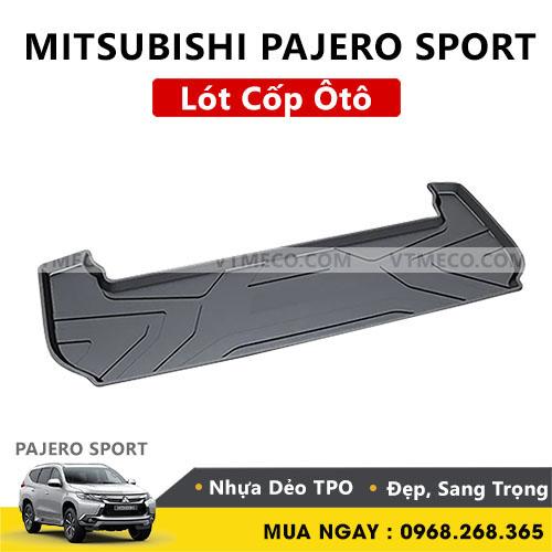 Lót Cốp Mitsubishi Pajero Sport