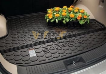 Khay Lót Cốp Nhựa Kia Sorento