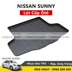 Lót Cốp Nissan Sunny