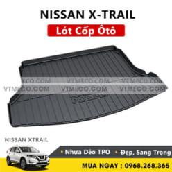 Lót Cốp Nissan X Trail