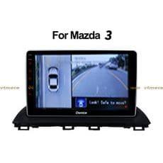 Camera 360 Độ Mazda 3