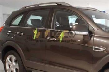 Nẹp Viền Chân Kính Chevrolet Captiva