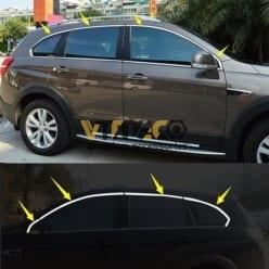 Nẹp Viền Cong Kính Chevrolet Captiva