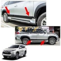 Nẹp Sườn Mitsubishi Pajero Sport