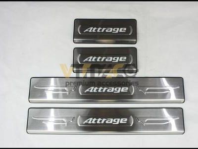 Ốp Bậc Chân Ngoài Mitsubishi Attrage