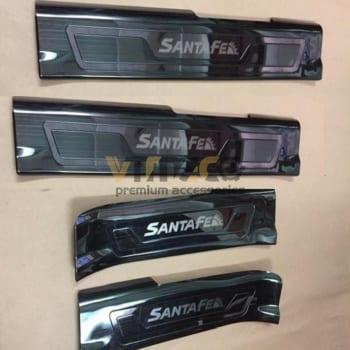 Ốp Bậc Chân Ngoài Titan Xe Hyundai Santafe