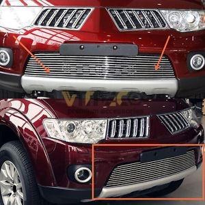 Ốp Mặt Ca Lăng Mitsubishi Pajero Sport