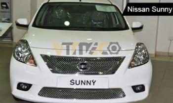 Ốp Mặt Ca Lăng Nissan Sunny