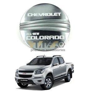Ốp Nắp Xăng Chevrolet Colorado