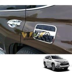 Ốp Nắp Xăng Mitsubishi Pajero Sport